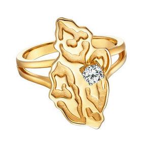 古巨基与金至尊珠宝合作推出宠爱・爱丽斯钻饰系列
