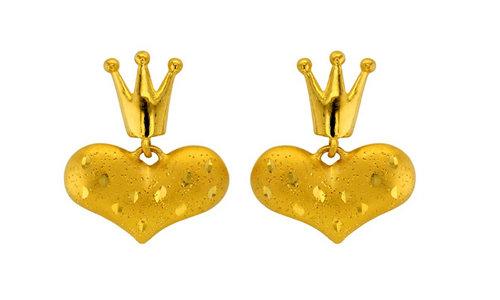 (黄金首饰印记)黄金首饰上面都是怎么标识呢?