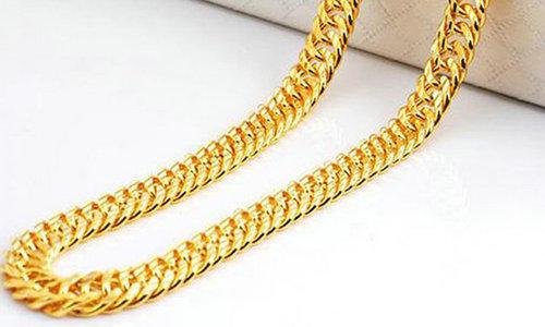黄金饰品为什么会出现白斑霉斑呢?
