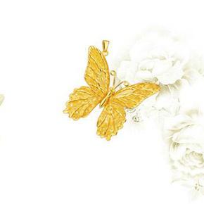 周大福推出Charming-Gold精致黄金For SIMONGAO设计师产品
