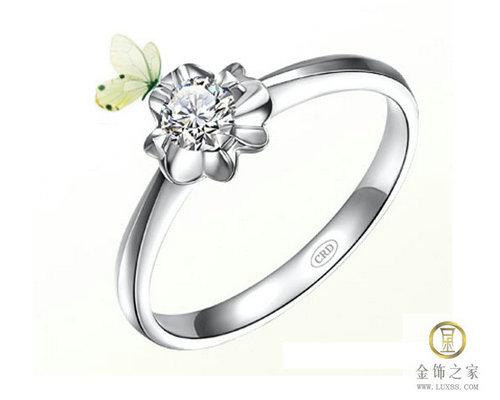 克徕帝珠宝闻香识珠宝花簇系列(图)