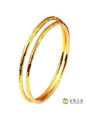 黄金手镯花纹都代表什么含义呢?